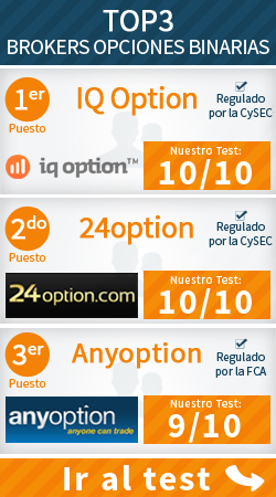 Comparativa brokers opciones binarias